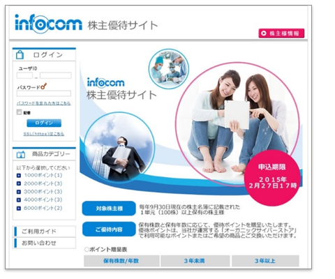 インフォコム株式会社