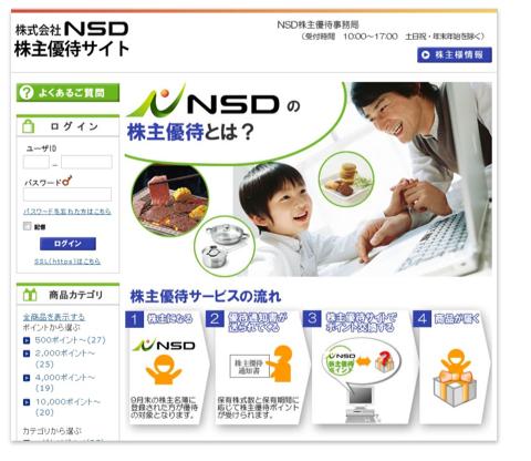 株式会社NSD